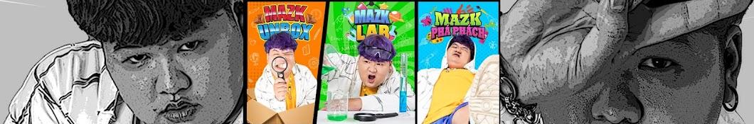 MAZK TV Banner