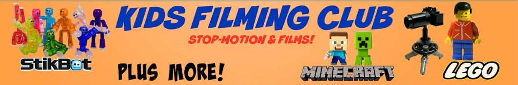 KidsFilmingClub Banner