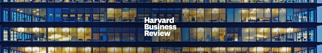Harvard Business Review Banner