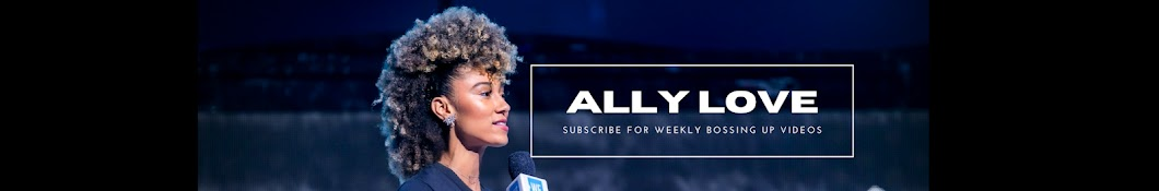 Ally Love Banner