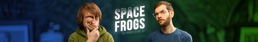 SPACE FROGS