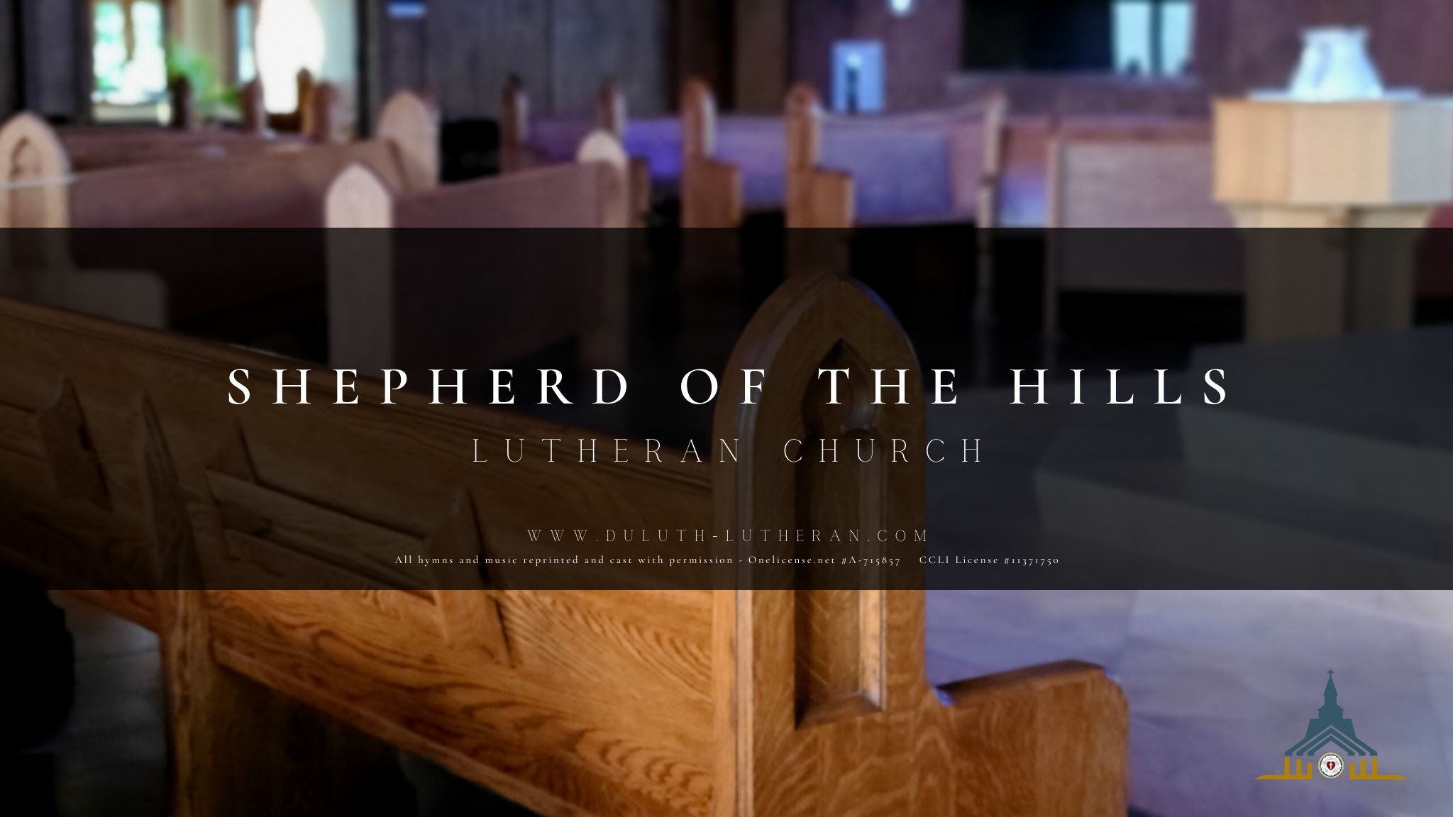 Shepherd of the Hills Lutheran Church Duluth MN