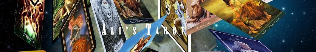 ALI's Tarot Banner