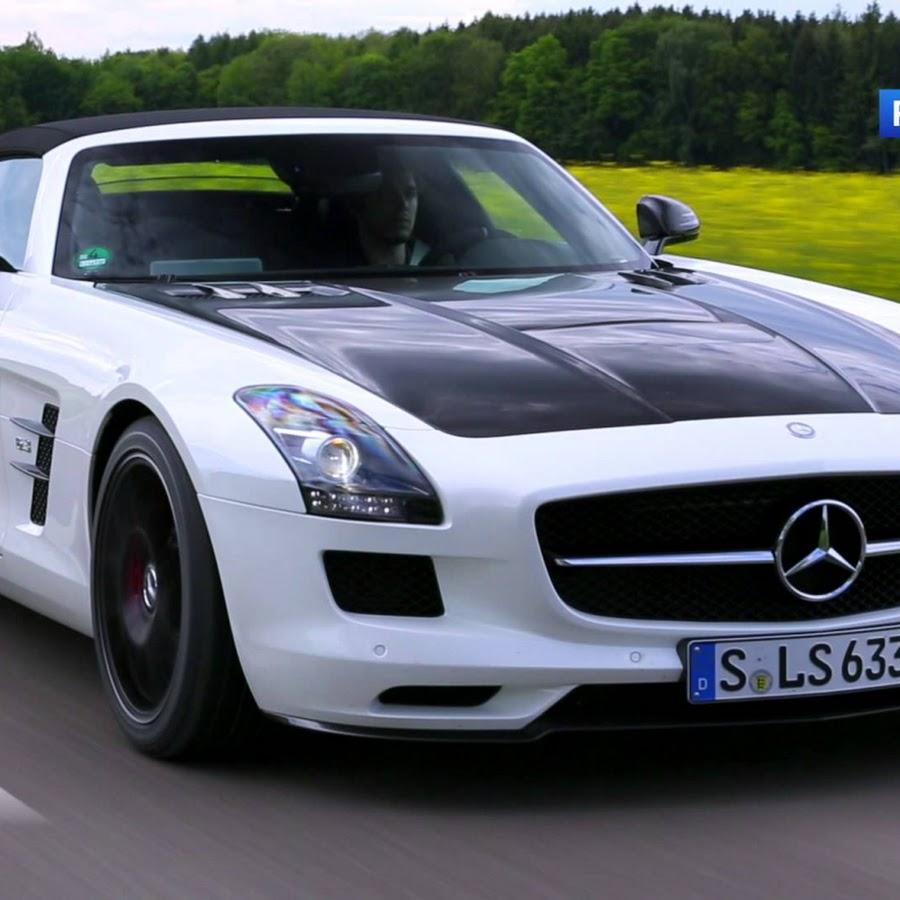 Mercedes Sls Amg: Mercedes-Benz SLS AMG