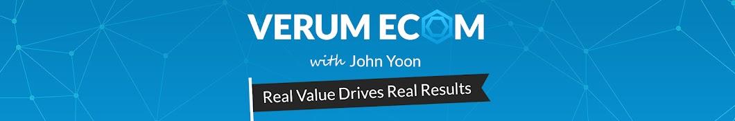 Verum Ecom Banner