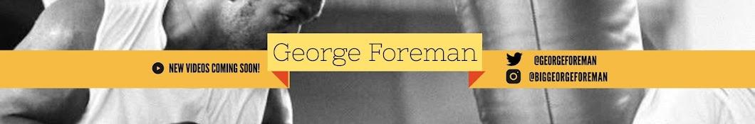 George Foreman Banner