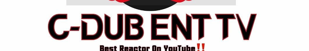 C-Dub Ent TV Banner