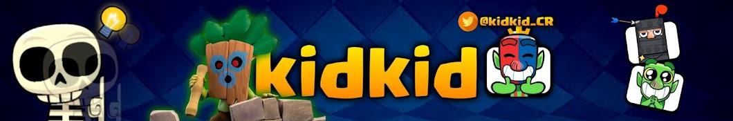 kidkid CR Banner