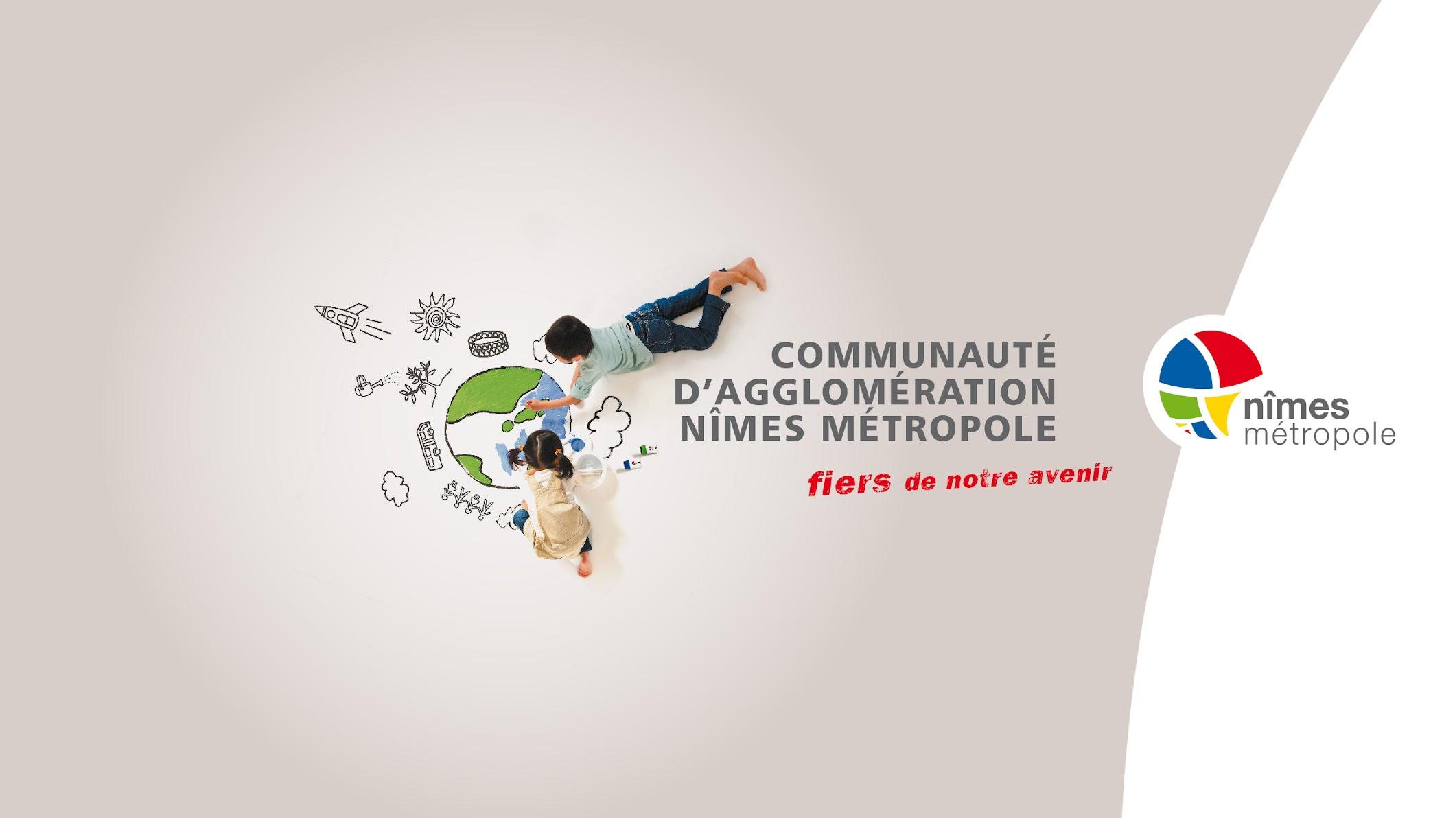 Communauté Dagglomération Nîmes Métropole Youtube
