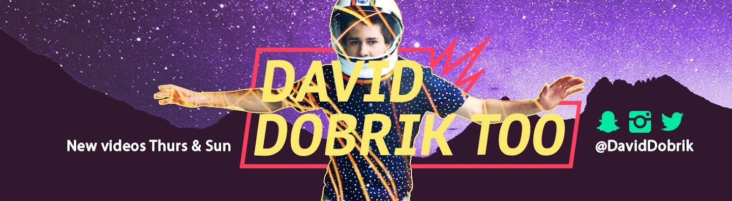 David Dobrik Too's Cover Image