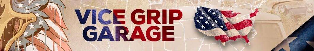 Vice Grip Garage Banner