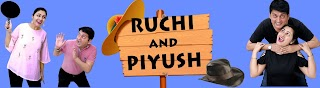 Ruchi and Piyush