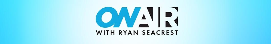 On Air With Ryan Seacrest Banner