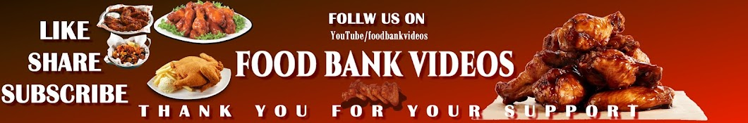 FOOD BANK VIDEOS
