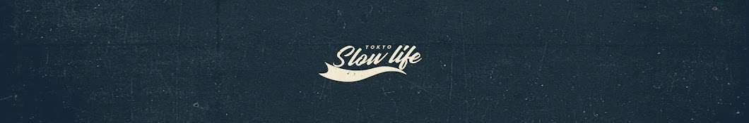 TOKYO SLOW LIFE / RUI HIGUCHI Banner
