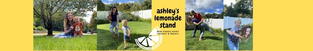 Ashley's Lemonade Stand Banner
