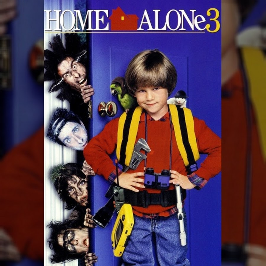 Home Alone Http Santasredletter Com: Home Alone 3