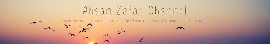Ahsan Zafar Channel