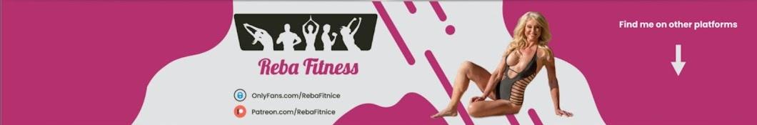 Reba Fitness Banner