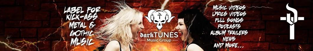 darkTunes Music Group Banner