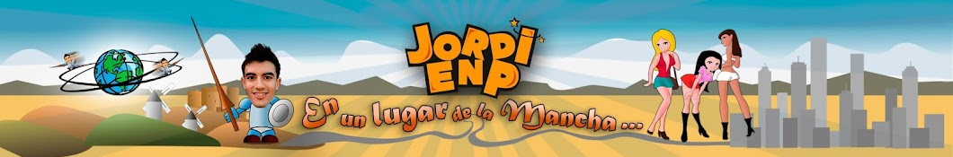Jordi ENP YouTube channel avatar