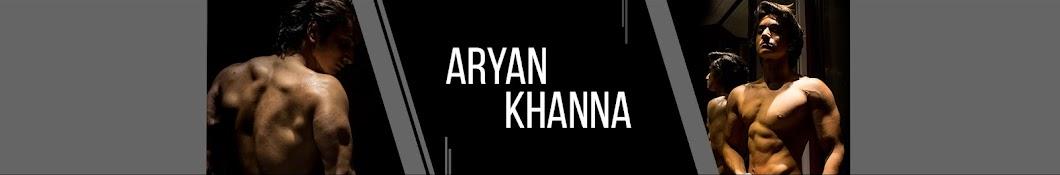 Aryan Khanna Banner
