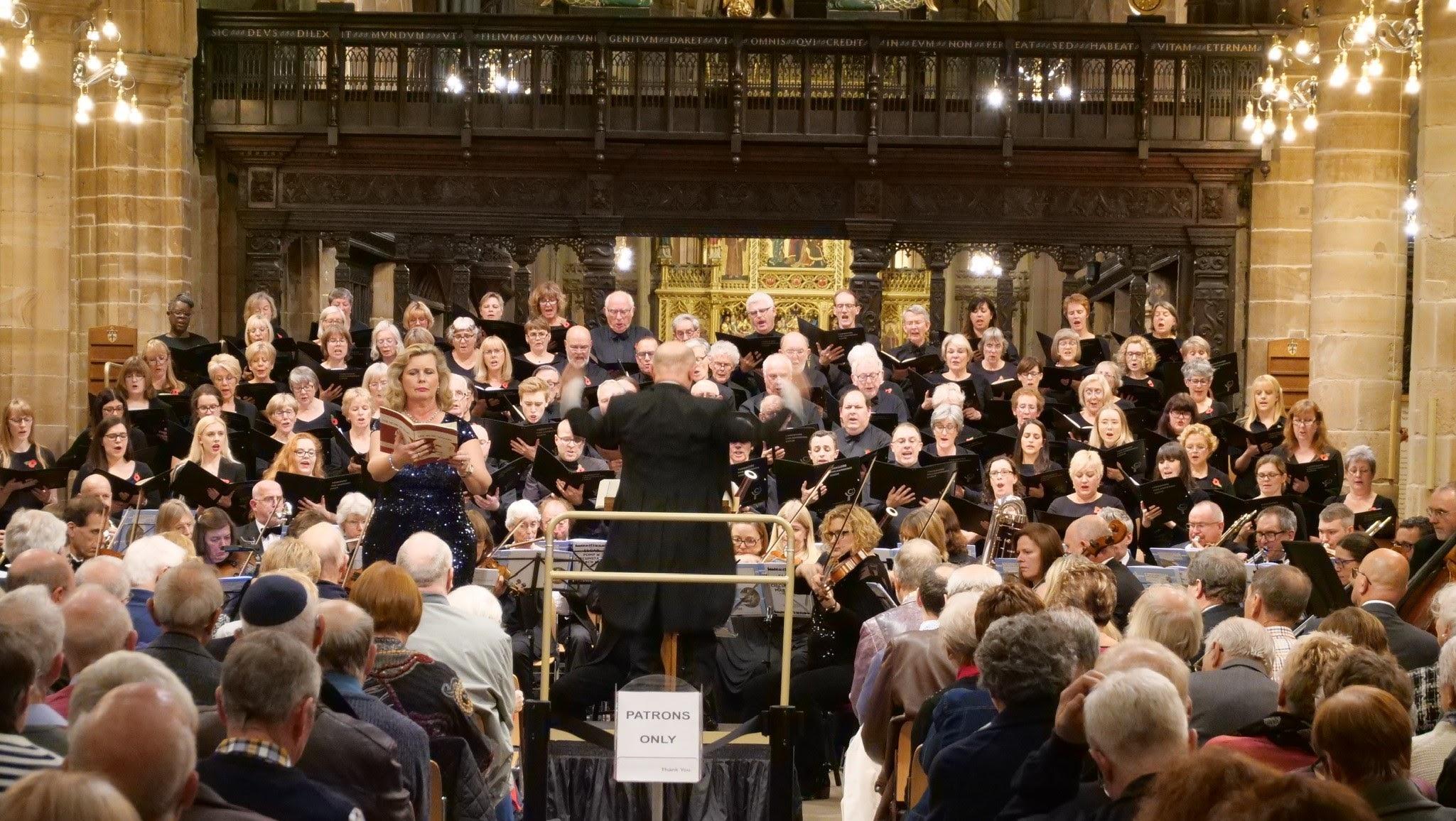 The Yorkshire Philharmonic Choir