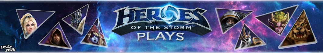 Heroes of the Storm Plays