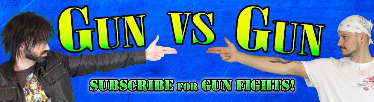 Nerf war videos by Nerf brothers GunVsGun! The craziest Nerf wars on YouTube!  If you love Nerf guns you will love the GunVsGun channel.