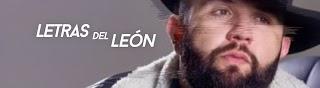 Letras Del Leon
