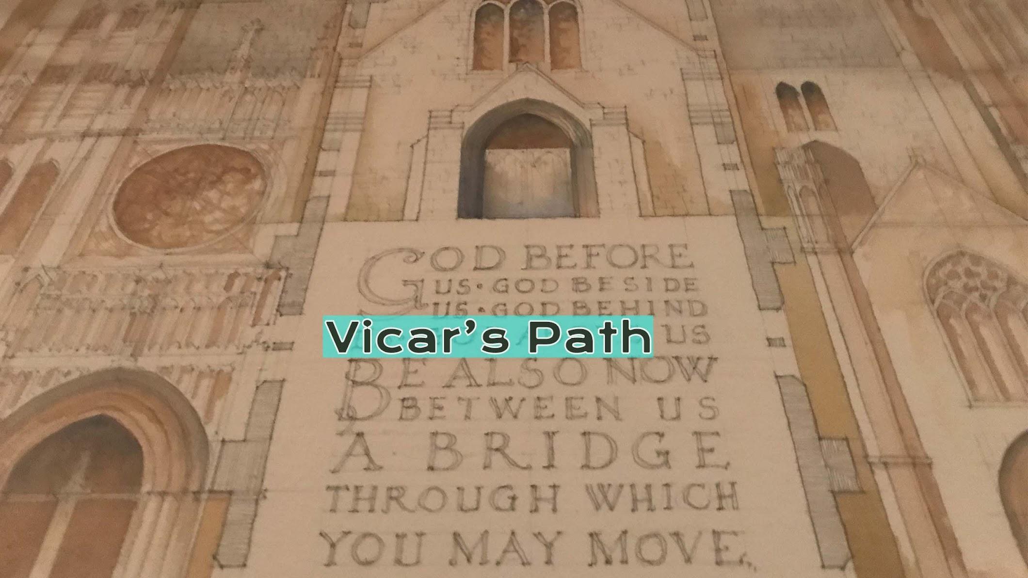 Vicar's Path