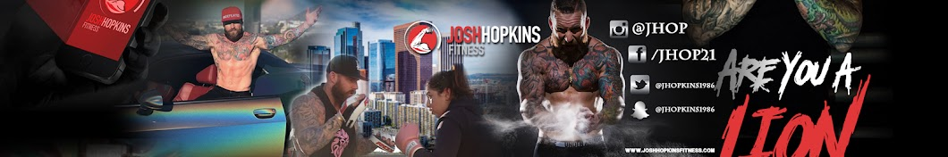 joshua hopkins fitness