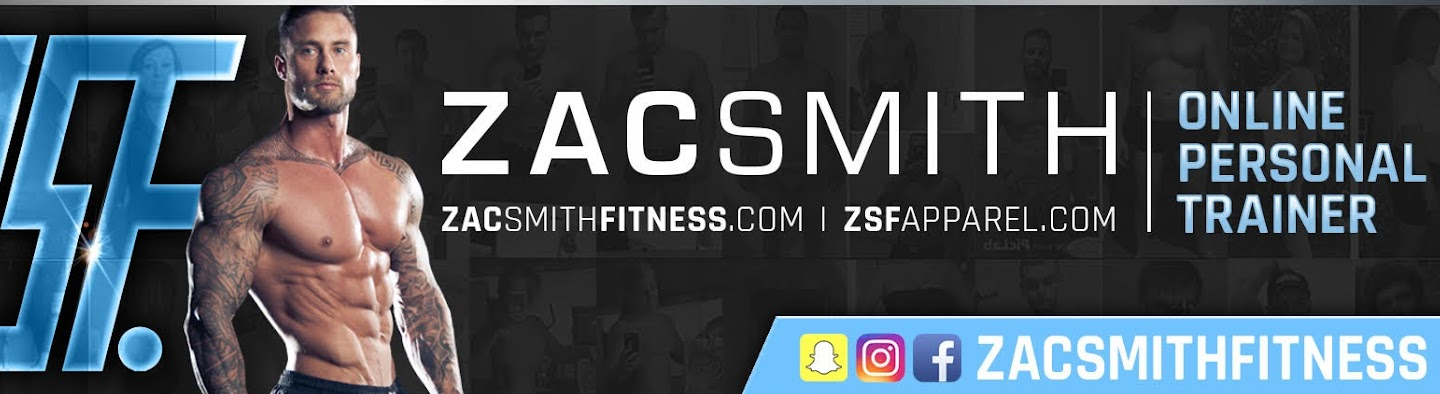 Zac Smith Fitness's Cover Image