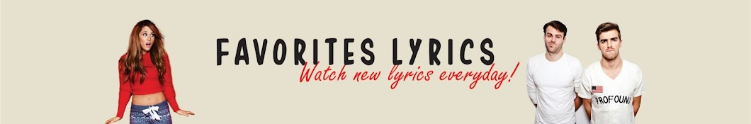 Favorites Lyrics