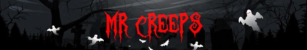 Mr. Creeps Banner