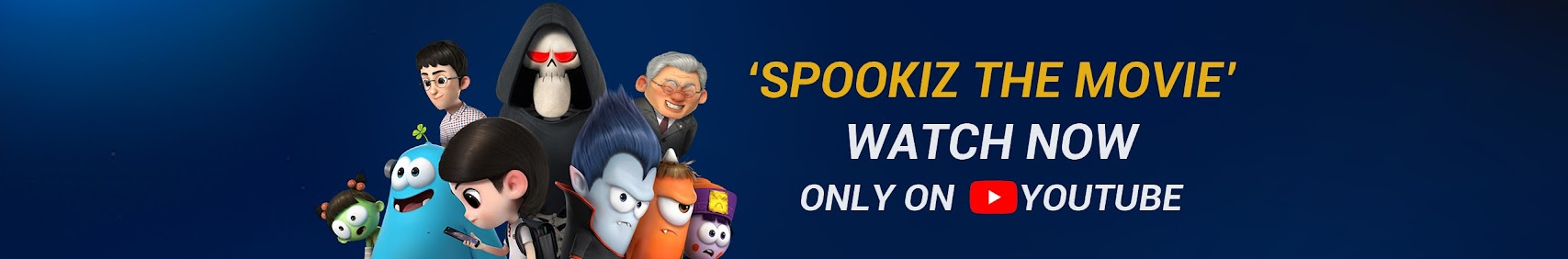 Spookiz-모두를위한 만화
