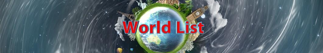 World 5 List