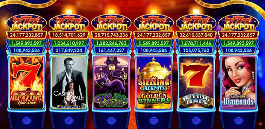 Hot shot casino app