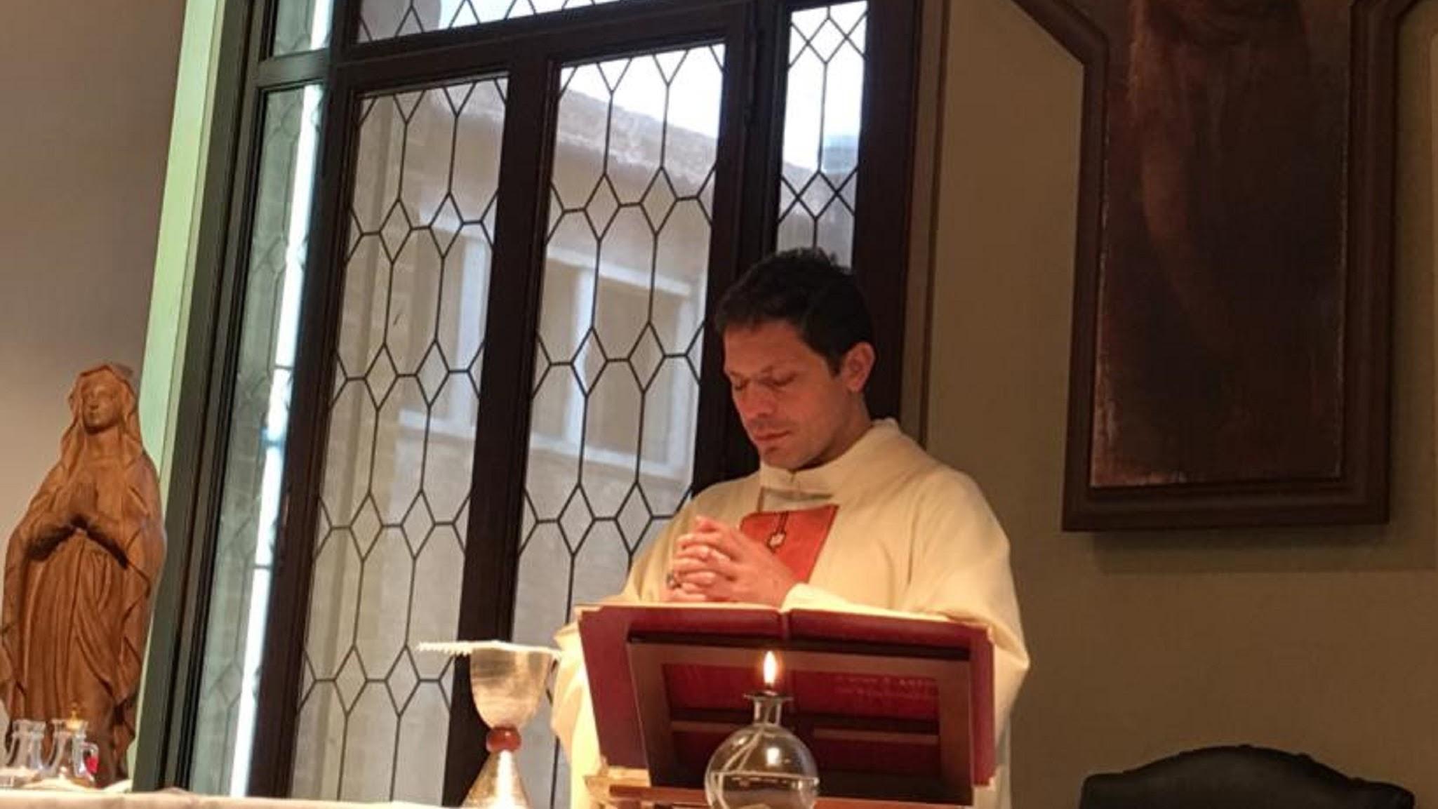 Padre Gustavo Campo
