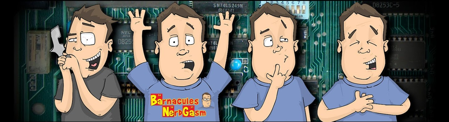 Barnacules Nerdgasm's Cover Image