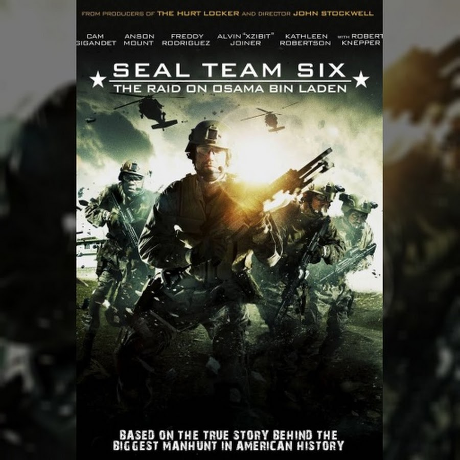 Seal Team Six: The Raid on Osama Bin Laden - Topic - YouTube