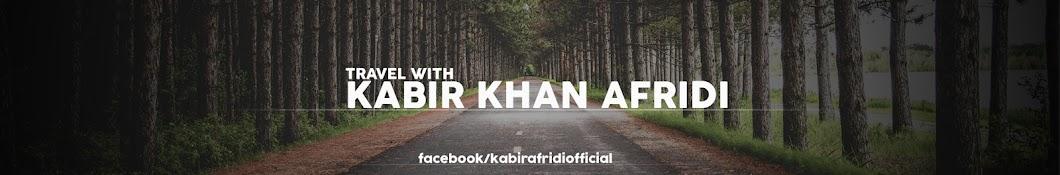 Kabir Khan AFRIDI Banner