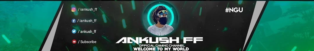 ANKUSH FF Banner