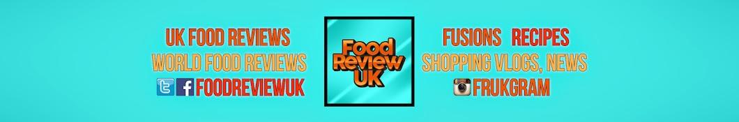 Food Review UK Banner
