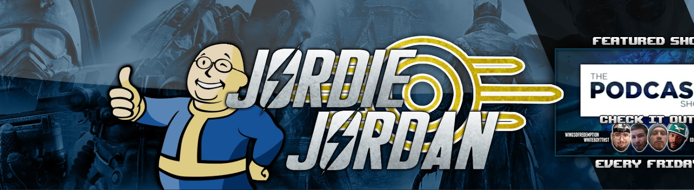 Jordie Jordan's Cover Image