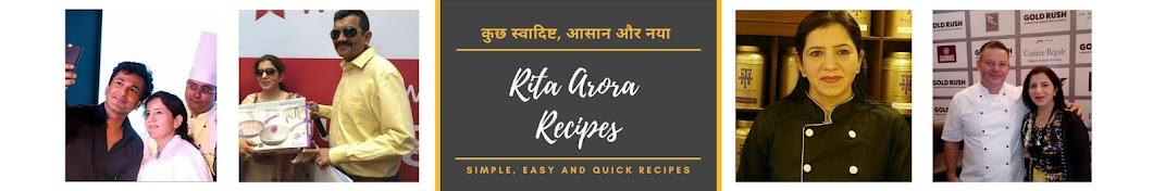 Rita Arora Recipes
