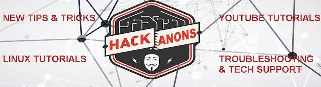 HACK ANONS