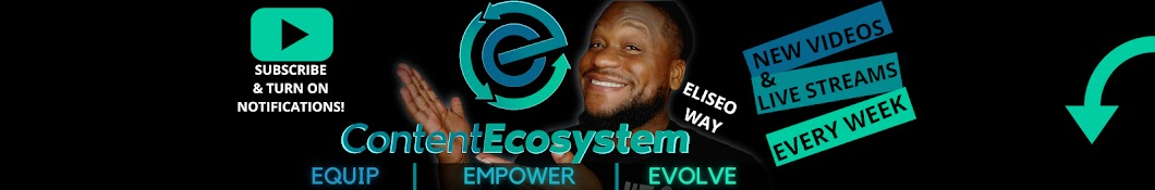 Eliseo Way - ContentEcosystem Banner