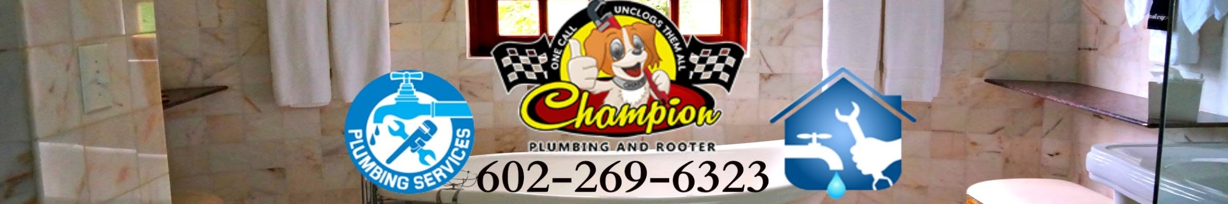 Champion Plumbing Rooter You