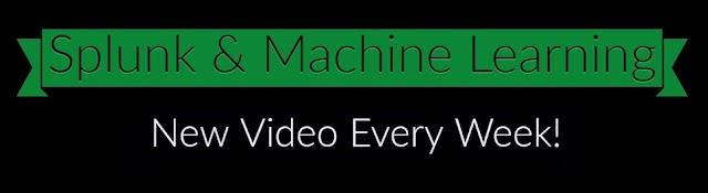 Splunk & Machine Learning